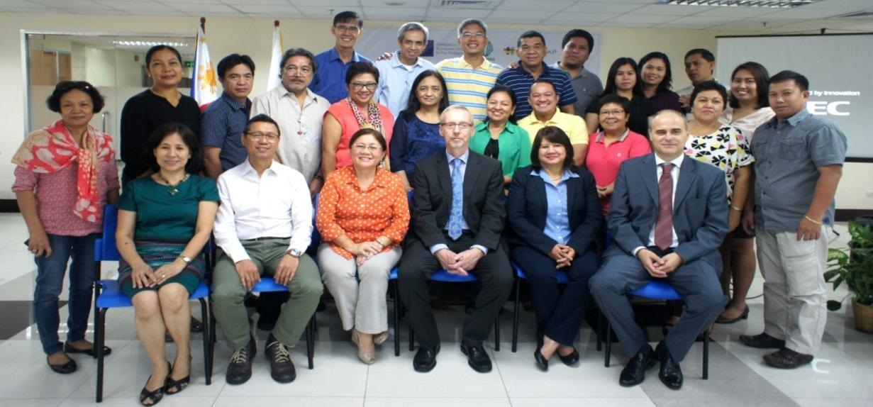 PhilDHRRA launches CCCE-PAG Project