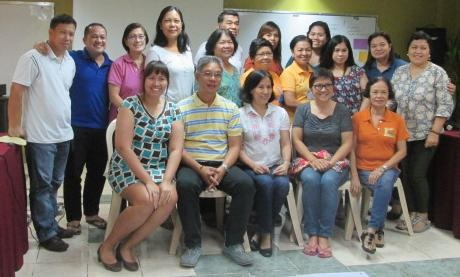 CCCE-PAG's CSO Mapping and Communication Planning Workshop
