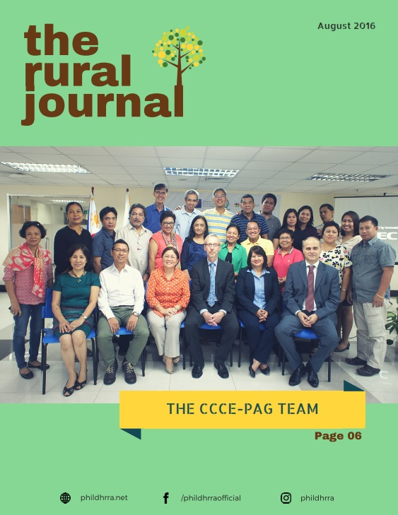 The Rural Journal (Aug 2016)