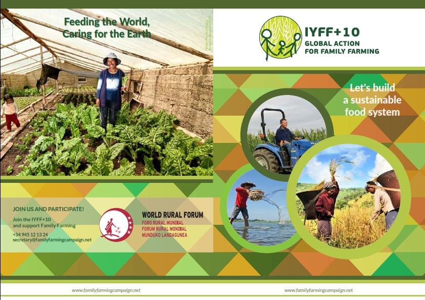 IYFF+10 Global Action For Family Farming